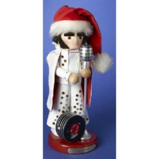 2011 Signed Steinbach Musical Elvis Presley Nutcracker   Nutcrackers