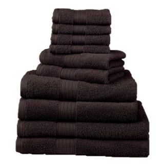 Divatex Home Fashions 12 pc. Towel Bath Towel Set   Bath Towel Sets at