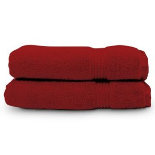 Egyptian Cotton 2 Piece Bath Towel Set   Bath Towel Sets
