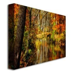 Lois Bryan Bobs Creek Canvas Art