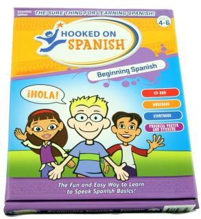 Hooked On Phonics Beginning Spanish Program