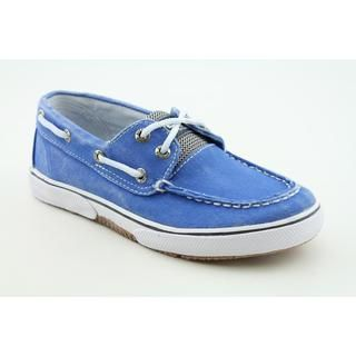 Sperry Top Sider Boys Halyard Fabric Casual Shoes