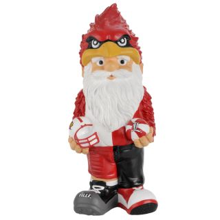 Louisville Cardinals 11 inch Thematic Garden Gnome