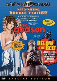 The Godson/Below the Belt   Double Feature (DVD)