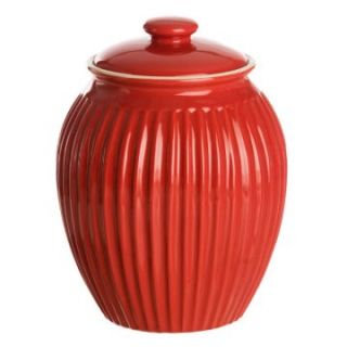 Reco 2.5 qt. Cookie Jar   Red   Cookie Jars
