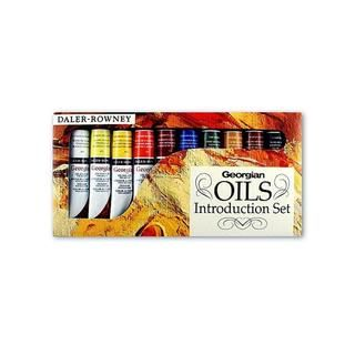 Daler Rowney Introduction to Georgian Oil (Set of 10)