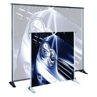 Testrite 24 x 42 Jumbo Banner Stand   Display Boards & Sign Holders at