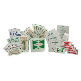 Compact Travel First Aid Kit   31 Pieces   First Aid Kits