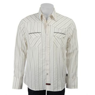 Fender Mens Summers End Woven Shirt