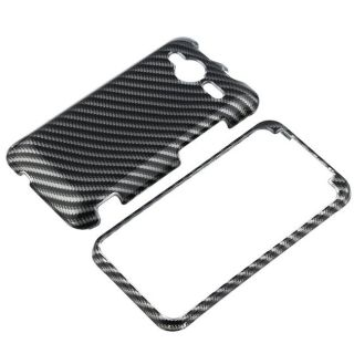 Racing Carbon Fiber Paint Case for HTC EVO Shift 4G