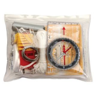 Lifeline Ultra light Survival Kit   29 Pieces   Emergency Kits at