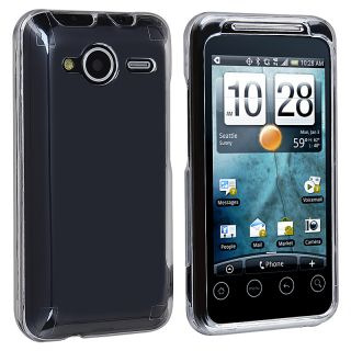 BasAcc Clear Snap on Case for HTC EVO Shift 4G