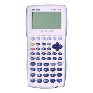 Casio Multifunction 8 Line Display Graphing Calculator (each)