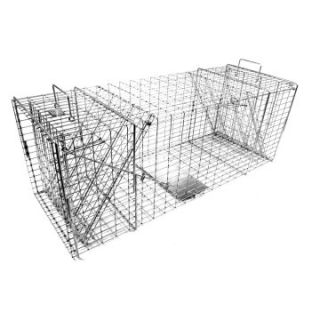 Tomahawk Original Series Rigid Trap with Two Trap Doors for Bobcats