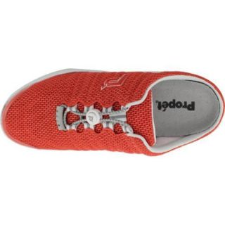Womens Propet Travel Walker Slide Coral Mesh