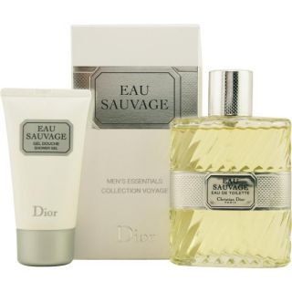 Christian Dior Eau Sauvage Mens 2 piece Fragrance Set