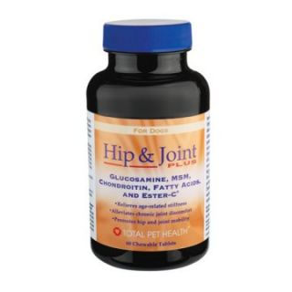 Total Pet Health Hip/Joint Plus Tablets   Dog Bone & Joint Care at