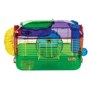 Super Pet Crittertrail One Level Habitat   Hamster Cages