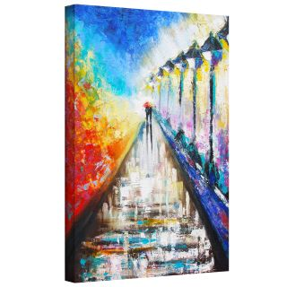 Susi Franco Paris Sweethearts Gallery Wrapped Canvas Today $50.99