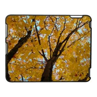 Autumn Trees Yellow iPAD covers Holiday gifts iPad Cases COLORFUL FALL