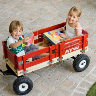 Radio Flyer All Terrain Cargo Wagon   Kids Wagons