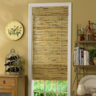 Lewis Hyman 02434 Kona Bamboo Roman Shade with 6 in. Valance   Outdoor