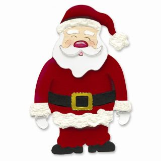 Sizzix Originals Santa Claus Die