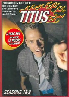 Titus   The Complete First And Second Seasons (DVD)