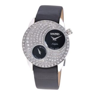 Haurex Italy Womens Nabylia Crystal Watch