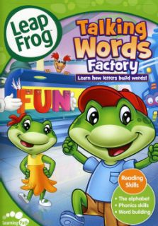 Leapfrog Numbers Ahoy (DVD)