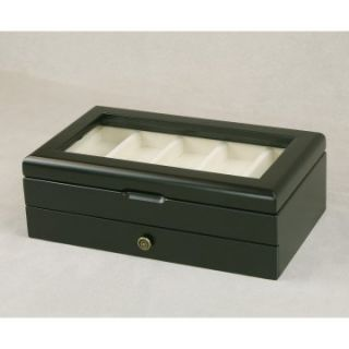 Wooden Watch Box   10.25W x 3.38H in.   Watch Winders & Watch Boxes at