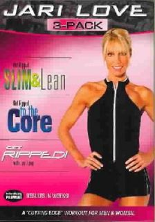 Jari Love   Get Ripped!/Get Ripped! Ripped to the Core/Get Ripped