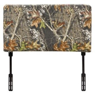 Kidz World Mossy Oak Camouflage Twin Headboard   Kids Beds at