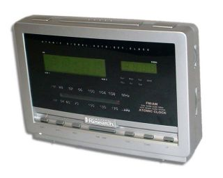 Emerson Research Atomic Clock Radio (Refurbished)