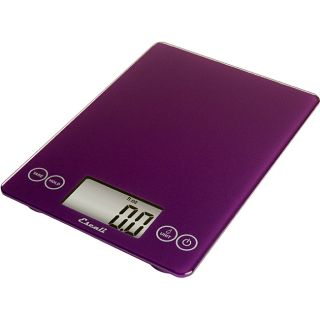 Escali Arti Purple 15 pound Digital Food Scale