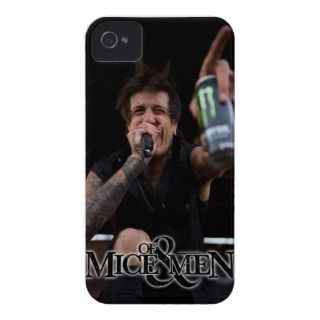 Of Mice & Men iPhone 4 Case