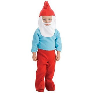 The Smurfs Papa Smurf Costume   Baby/Toddler