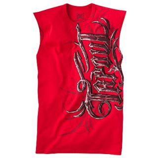 TapouT Logo Type Muscle Tee   Men
