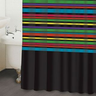Mette Ditmer Striped Shower Curtain