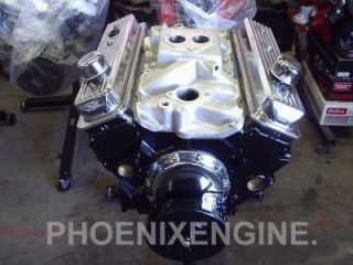 CHEVY 350 282 HP TBI TPI CRATE ENGINE HIGH PERFORMANCE GM 4x4 Truck