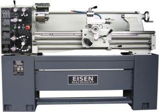 EISEN 1440E 14 x 40 Precision Engine Lathe, Made in Taiwan, FREE