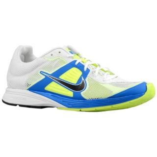 Nike Zoom Streak 4   Mens   Track & Field   Shoes   White/Soar Blue