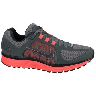Nike Zoom Vomero + 7   Mens   Dark Grey/Bright Crimson/Anthracite