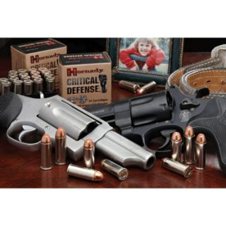 Hornady Critical Defense 9MM 115 gr Ammo