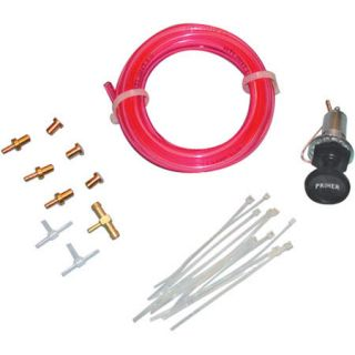 Fuel Primer Kit Single Keihin Carburetor