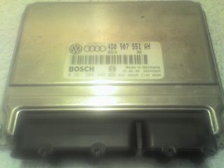 VW Audi A6 Engine Control Module ECM ECU 97 01