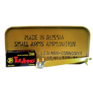 Tula Ammo 9mm Luger 115 Gr. FMJ 900 Rounds