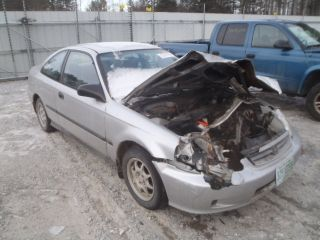 96 97 98 99 00 Honda Civic Engine 1 6L 4 Cyl