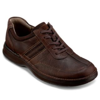 Clarks® Slone Mens Leather Shoes