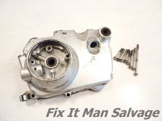 Honda 110 Clone Clutch Side Crankcase Cover Engine Motor Crank Case